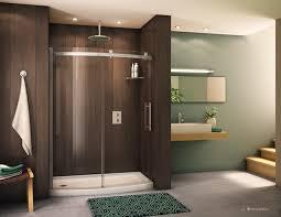 Shower Doors Ebay Fleurco Glass Shower Doors Novara Bowfront 60