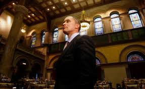 harold ford jr fired by morgan stanley over inappropriate
