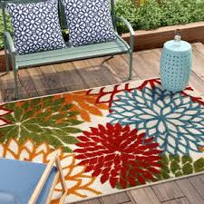 Outdoor Throw Rugs Outdoor Rugs You Ll Wayfair