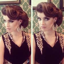practically teaches us pakistani haire style 30 best bridal hairstyle images on pinterest bridal hairstyles