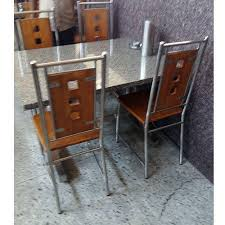 Hotel Dining Room Furniture Dining Table Restaurant Dining Table Manufacturer From Coimbatore
