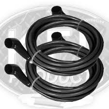 polaris ranger winch wiring extension kit by kfi utv wek