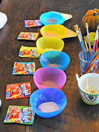 days off with kids u0026 a scratch and sniff craft project
