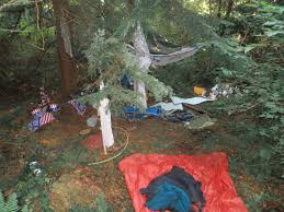 homeless camps illahee
