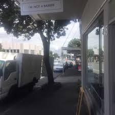 barber downtown auckland i m not a barber hairdressers 45 new north rd eden terrace