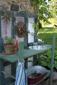 Outdoor Camping Sink Station by 188 Best Potting Bench Ideas Images On Pinterest Potting Tables