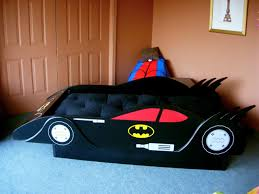 bedroom little tikes blue car toddler bed batman car bed