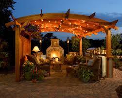 Small Gazebos For Patios Design U0026 Decorating Backyard Makeover Traditional Patio Ultimate