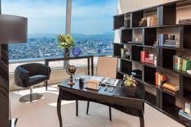 Fendi Living Room Furniture by The Ritz Carlton Residences Downtown Debut Fendi Casa Penthouse