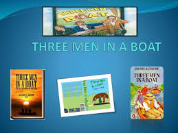 three men in a boat chapters 13 to 19