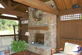 Outdoor Kitchen Covered Patio Outdoor Kitchens Patio Cover Photos Edgewater Pools