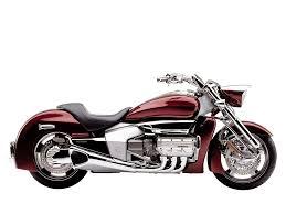 this bike never went over well honda rune touring bikes