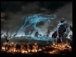 film god of war vs zeus god of war 2 all titans vs zeus youtube