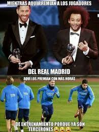 Memes De Messi - memes y burlas a messi por el the best de cristiano ronaldo