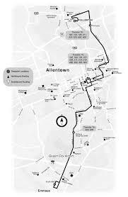 Via Bus Route Map Lanta Route 210