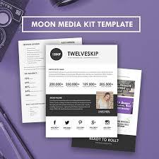 media kit template word 28 images media kit template press kit