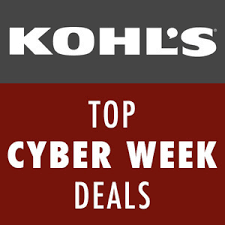 kohl s cyber week deals are here blackfriday