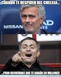 Mourinho Meme - los memes se ceban con mourinho tras su destitución del chelsea