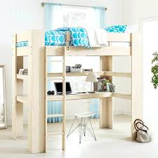 bunk bed with loft and desk awesome loft beds with desk for teens