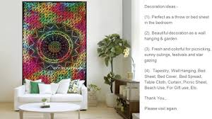 Tapestry On Bedroom Wall Popular Items For Wall Hanging Psychedelic Tapestry On Future
