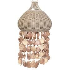 Wicker Pendant Light Lighting Wicker Pendant L Hanging Shades Light Shade Nz