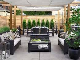 Designs For Garden Furniture by Unique Patio Decorating Ideas On A Budget G Throughout