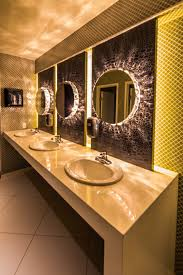 Bathroom Design San Diego by Parq Restaurant U0026 Nightclub Davis Ink Public Toilets