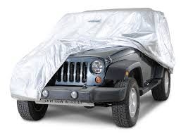 silver jeep rubicon 2 door rampage products 2203 silver multiguard full cover for 07 17 jeep