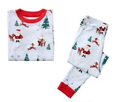 rudolph bumble tight fit pajama pottery barn kids
