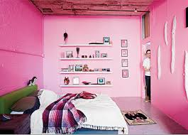 mini barn lights could add finishing touch to pink bedroom