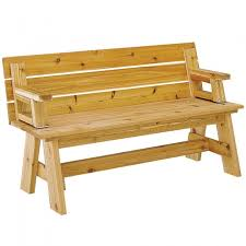 Free Wood Picnic Bench Plans by Best 25 Folding Picnic Table Bench Ideas On Pinterest Folding