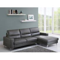 canapé d angle convertible italien canape angle cuir gris achat canape angle cuir gris pas cher rue