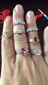 all swarovski rings images Swarovski ring uncovered from charmed aroma candles get yours now jpg