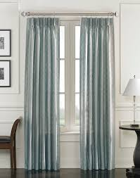 Curtains Drapes Lyon Faux Silk Pinch Pleat Drapery Panel Curtainworks Com