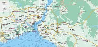 Istanbul Turkey Map Istanbul Maps