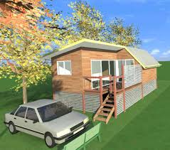 Grannyflat by Granny Flat Designs Barefoot Building Design