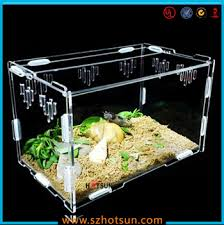 display terrarium pet reptile cage display terrarium pet reptile