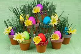 centerpieces easter craft u2013 paas easter eggs