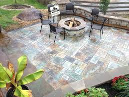 patio cement patio decorating ideas cement patio ideas pictures