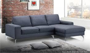 canapé gris anthracite pas cher canap gris fonc affordable salon avec canape gris dacco moderne de