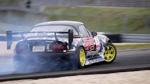 nissan 350z quad turbo video 500 hp turbocharged miata shreds tires effortlessly