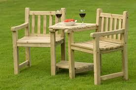 bench solid garden bench garden furniture parcel in
