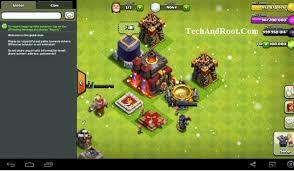 mod apk of clans v8 709 24 mod apk unlimited gold gems elixer