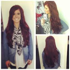 what color is chelsea houska hair color teen mom 2 s chelsea houska gets hair extensions photo