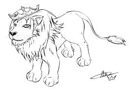 flash sketch aslan by the unstoppable on deviantart