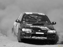 black subaru autorally rally car black subaru wrx sti tuning 8087
