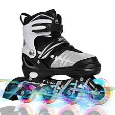light up inline skates otw cool adjustable inline skates for kids and adults rollerblades