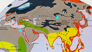 map of america 20000 years ago age civilization