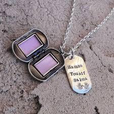Custom Lockets Mens Locket Necklace The Necklace
