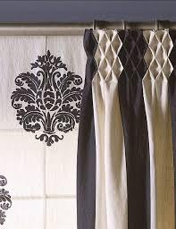 cenefas de tela para cortinas 29 cortinas para salon de todas formas y colores estreno casa